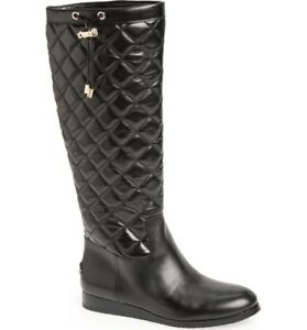 Micheal Kors Quilted Boots-New!