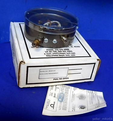 Mercoid Mercury Pressure Switch 8000psig 120240vac Ds-231-2-2 Nib Pzf