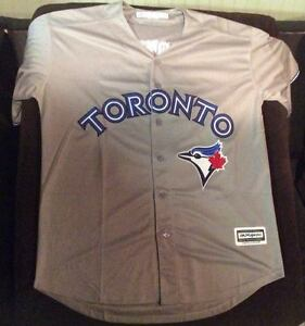 Brand New Toronto Bluejays Jerseys!!!