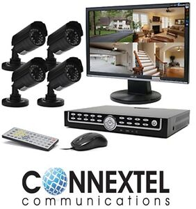 HOME SECURITY SYSTEM INSTALL ,IP CAMERA, HOME MONITORING