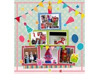PARTY COSTUME HIRE MASCOTES FOR CHILDRENS PARTIES, WEDDINGS AND CHRISTENINGS