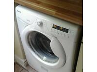 Hoover optima washing machine. Free delivery.