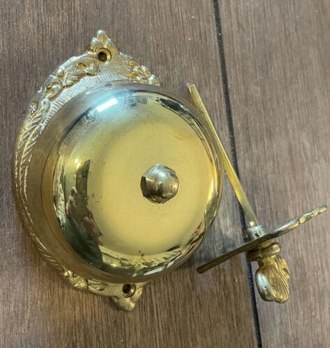 Vintage Crank Door Bell