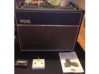 Voc AC30 Valve Amplifier (AC30CC2)