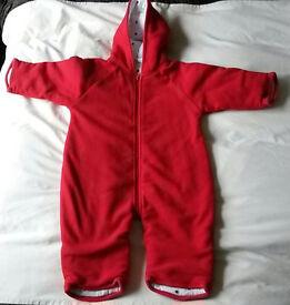 3-6 month snow suit