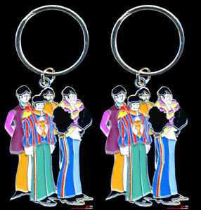 BEATLES-YELLOW-SUBMARINE-KEY-RING-BUY-2-GET-50-OFF-THE-2ND-ONE-FREE-P-H