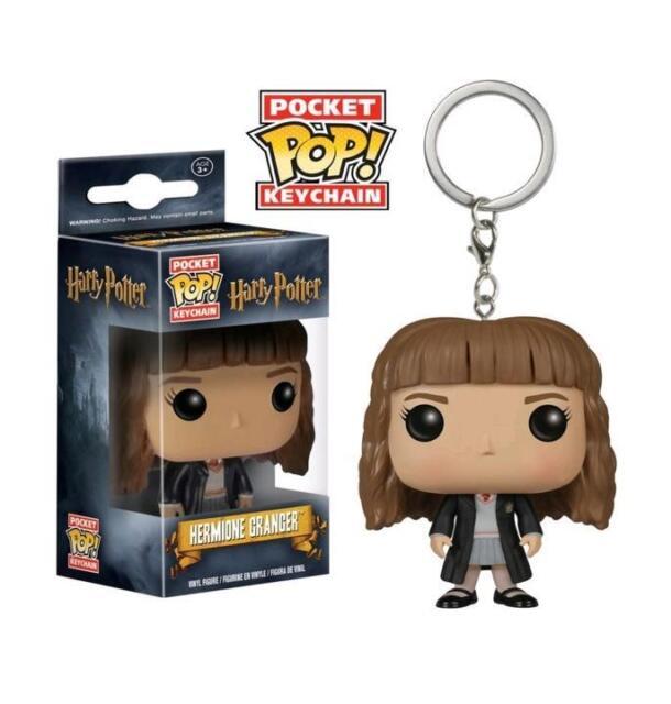 Harry Potter - Hermione Pocket POP! Keychain Keyring Bag Clip Funko