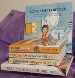 ▀▄▀Children's Picture Books Bible Stories+
