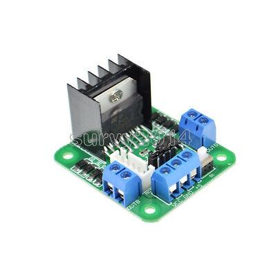 Usado, L298N Dual H Bridge DC stepper Motor Driver Controller module Board for Arduino segunda mano  Embacar hacia Argentina