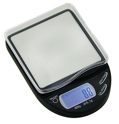 500 Gram Oz DWT Mode Pocket Scale small portable easy carry accurate measure