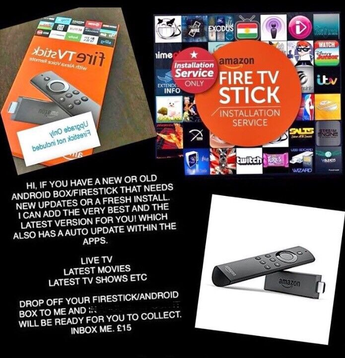 Amazon firestick and android tv box | in Hull, East Yorkshire | Gumtree