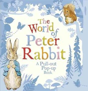 The World of Peter Rabbit: a Pull-Out Pop-Up Book von Beatrix Potter (2015,...