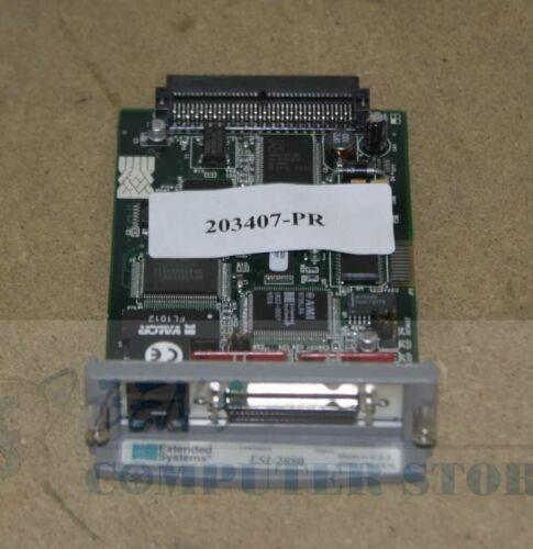Extended Systems ESI-2880 HP LazerJet EIO Print Server