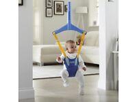 Lindam Baby Door Swing Bouncer