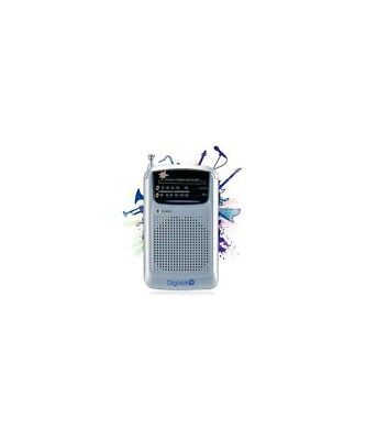 DigiVolt+ Radio FM de bolsillo AM/FM 2 Bandas Receptor  segunda mano  Badalona