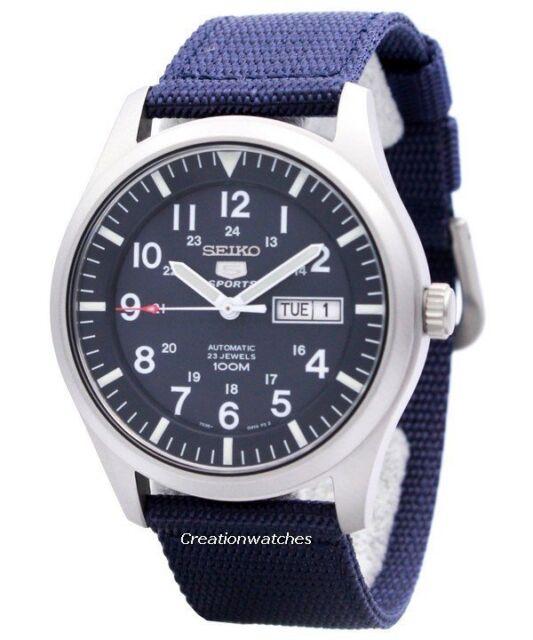 Seiko 5 Sports Automatic SNZG11K1 SNZG11K Men's Watch