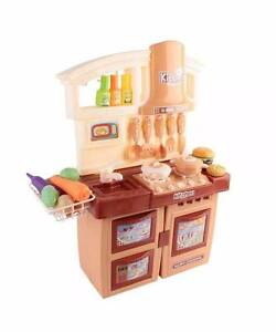 Kitchen Pretend Play Set Orange Melbourne CBD Melbourne City Preview