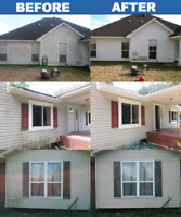 **Bedford Residential* Power Wash services