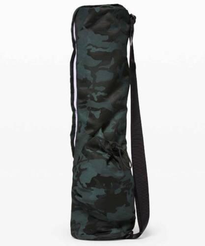 Lululemon Women's The Yoga Mat Bag JCOB Jacquard Cotton Ob