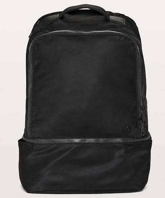 Lululemon Women's City Adventurer Backpack Black 24L - Adventure Backpacks