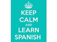 Native Spanish Teacher- Qualified and Experienced- ¡Anímate a aprender!