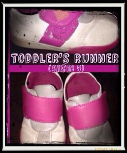 Toddler (size:5) Running Shoes