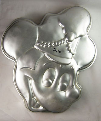 Mickey Mouse Cake Pan from Wilton 302 Clearance
