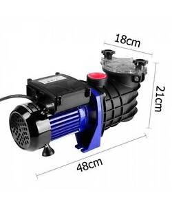 600w Swimming Pool Pump 11000 L per hour Melbourne CBD Melbourne City Preview