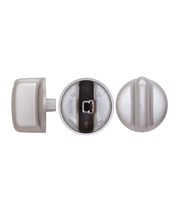 Genuine Fisher & Paykel Satin Oven / Cooktop Knob with Dimpl