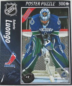 ROBERTO LUONGO .... TOP DOG puzzle .... with POSTER included