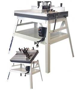 Router table just needs your router Semaphore South Port Adelaide Area Preview