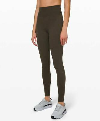 Lululemon Women's Keep The Heat Thermal Tight DKOV Dark Olive