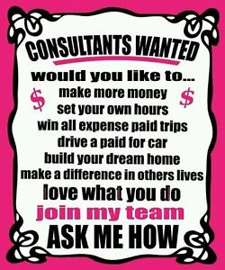 Do you need an Avon lady? Do you want to become an Avon lady?