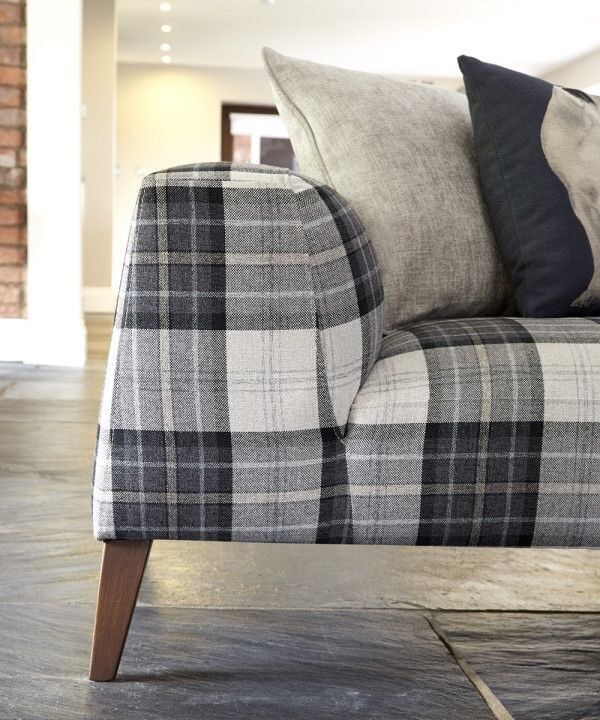 3 Seat Checkered Sofa From Sofology | In Ealing, London | Gumtree