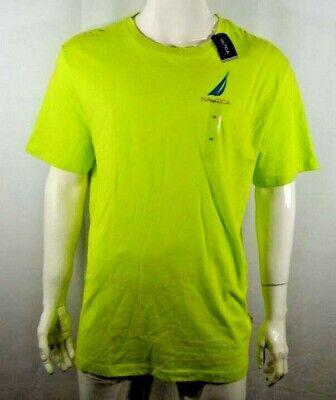 Nautica Men's T shirt 2XL Graphic tee Short Sleeve Tropiclime NWT