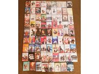 HUGE DVD BUNDLE x 80