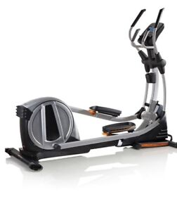 Nordic Track Elliptical Space Saver