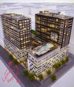 Rent Condo 3 1/2 (2018) + Parking Downtown Montreal Griffintown