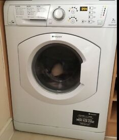 Hotpoint Condenser Washer Dryer 7kg Less than 2 years old