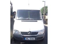 Mercedes Sprinter Van 2006 MWB CDI 311 NO VAT