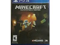 Minecraft ps4 buy now only £15
