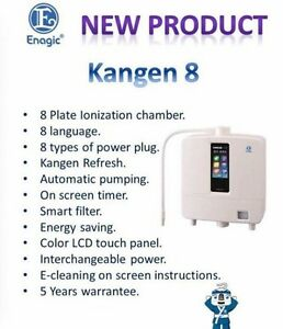 Enagic Kangen Water Ironizing System-Windsor Region Windsor Region Ontario image 8