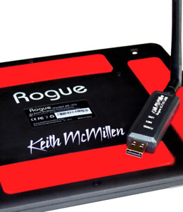Keith McMillen Instruments Rogue Wireless MIDI Battery Accessory
