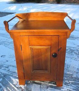 Refinished Antique Washstands and a Pine Jam Cupboard Gatineau Ottawa / Gatineau Area image 7