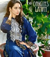 Elegant New Lawn Suits from Pakistan