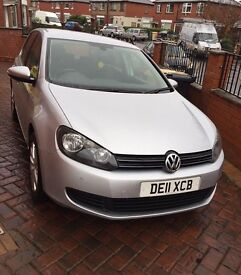 STUNNING VW Golf 1.6L TDI BlueMotion Tech Match 5dr