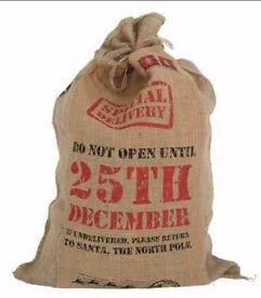 Christmas sack 48x78cm