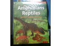 Amphibians and Reptiles Book Exeter