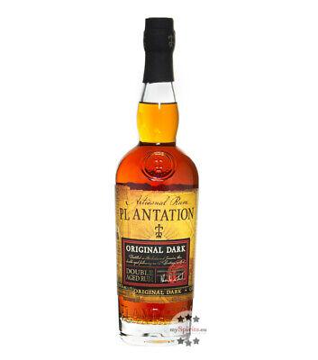 Plantation Original Dark Rum Barbados & Jamaica / 40 % Vol. / 0,7 Liter-Flasche