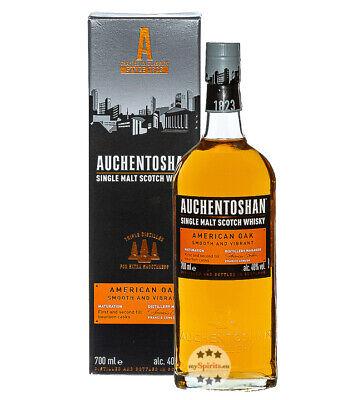 Auchentoshan American Oak Single Malt Scotch Whisky / 40 % Vol. / 0,7 L in GP